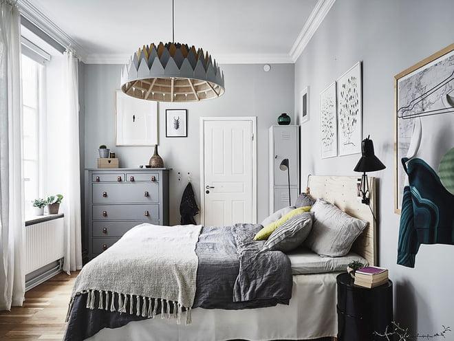 thiết kế phòng ngủ nhỏ đẹp 18