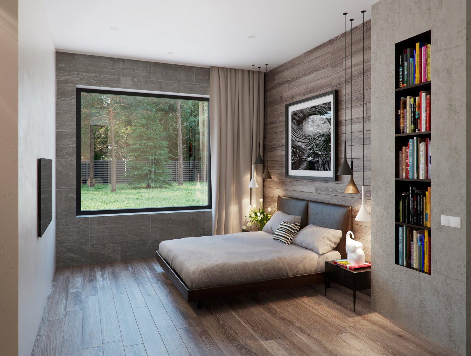 thiết kế phòng ngủ nhỏ đẹp 19