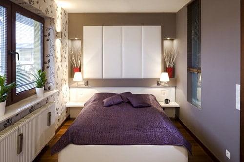 thiết kế phòng ngủ nhỏ đẹp 2