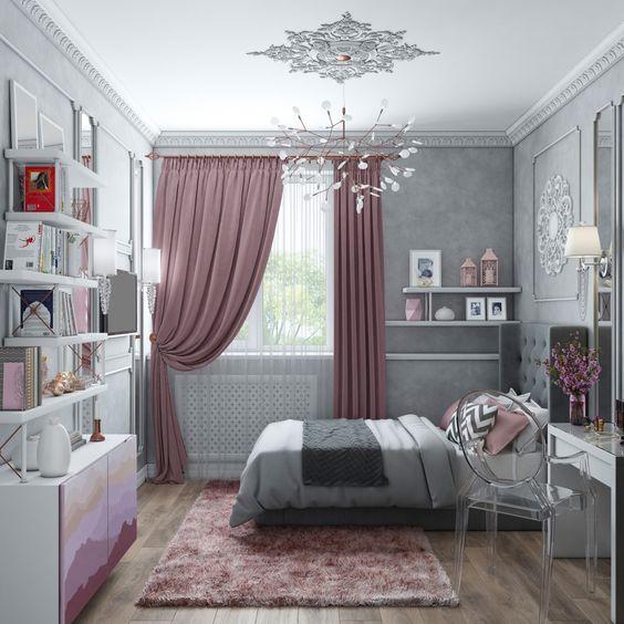 thiết kế phòng ngủ nhỏ đẹp 23
