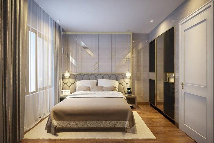 thiết kế phòng ngủ nhỏ đẹp 24