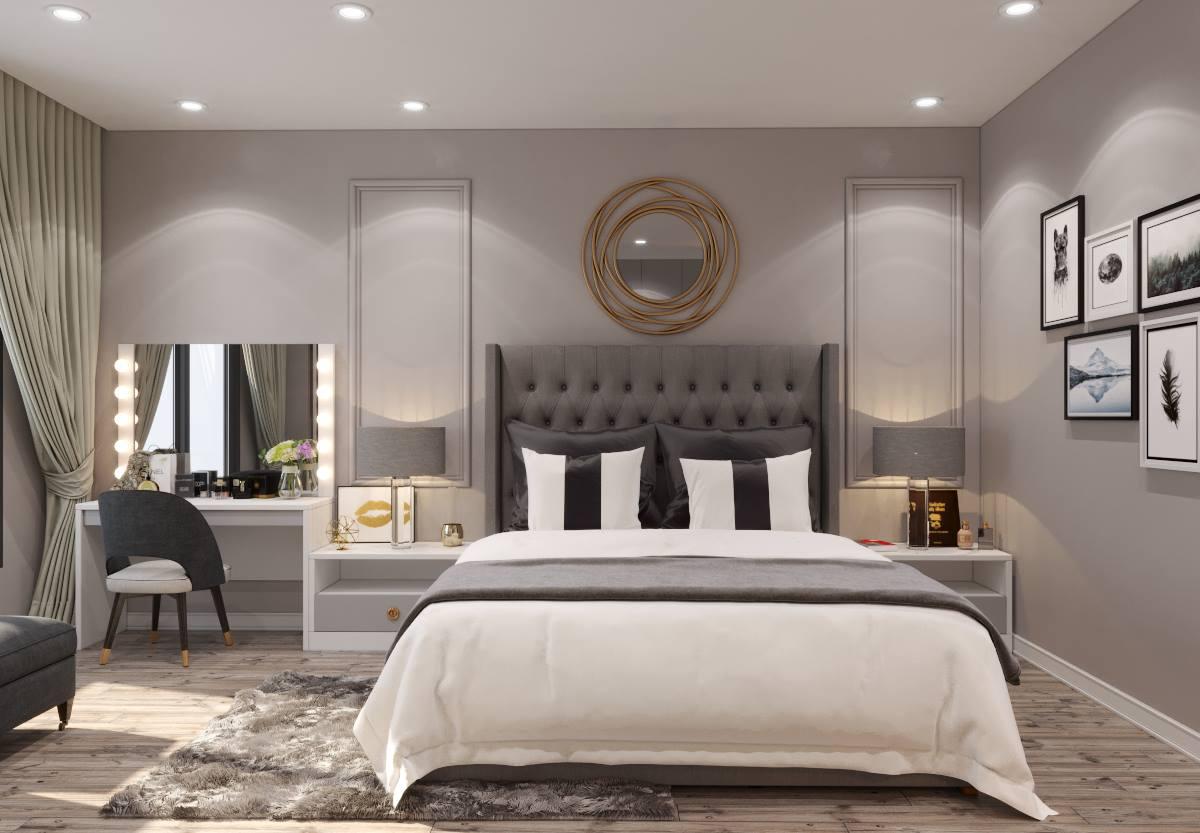 thiết kế phòng ngủ nhỏ đẹp 28