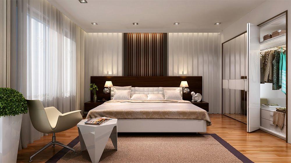 thiết kế phòng ngủ nhỏ đẹp 30
