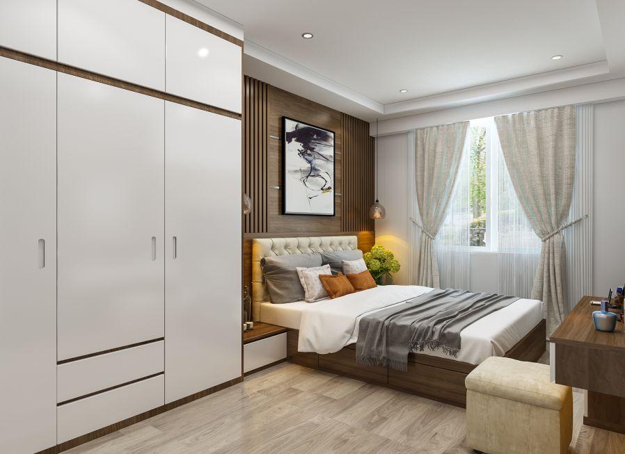 thiết kế phòng ngủ nhỏ đẹp 39