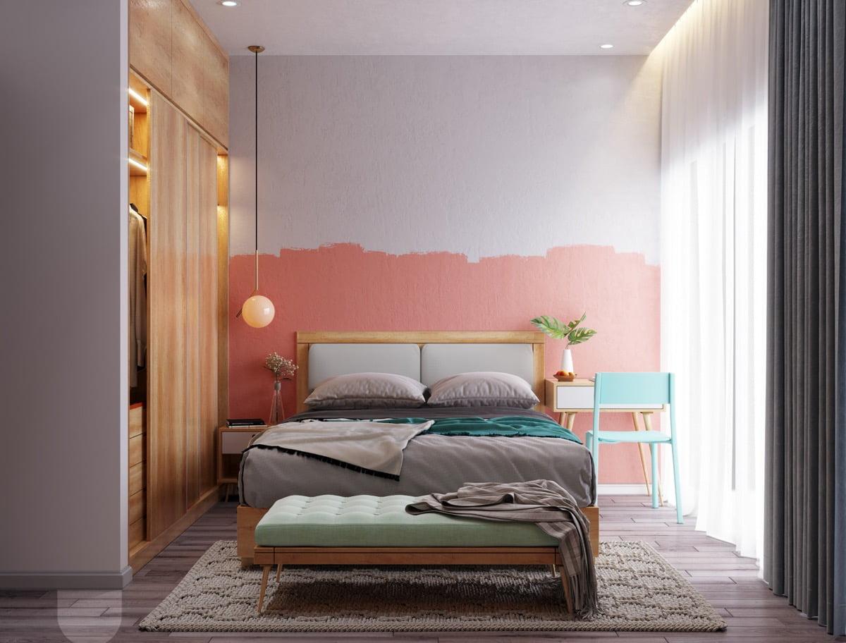 thiết kế phòng ngủ nhỏ đẹp 40