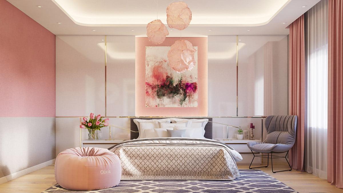 thiết kế phòng ngủ nhỏ đẹp 41