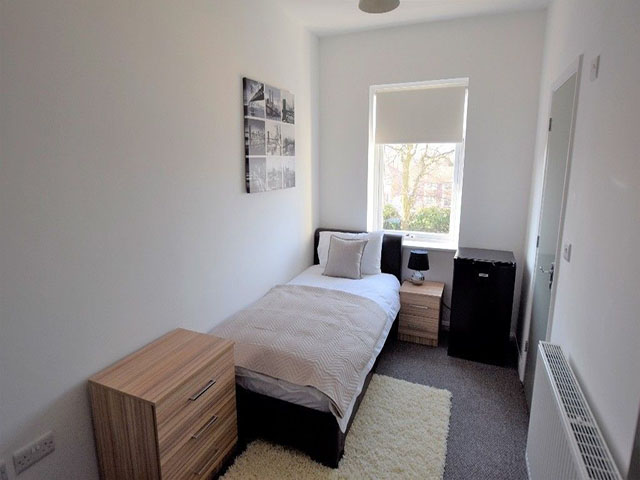thiết kế phòng ngủ nhỏ đẹp 7