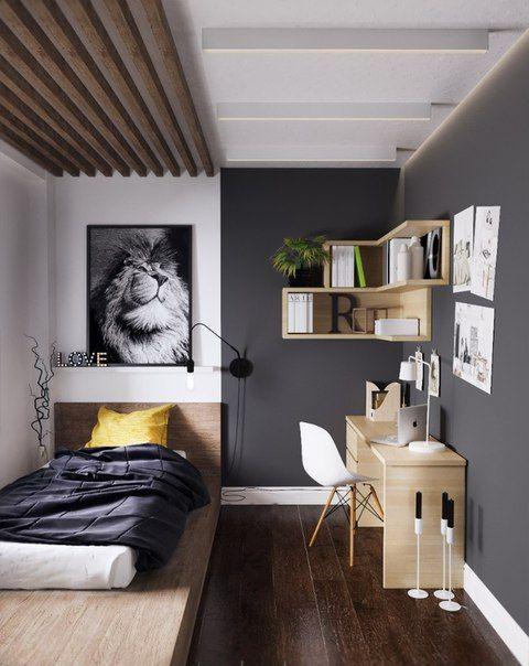 thiết kế phòng ngủ nhỏ đẹp 9