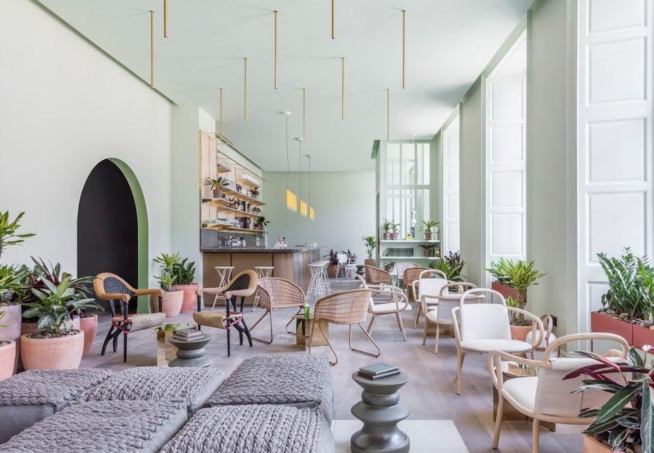 thiết kế quán cafe bình dân 10