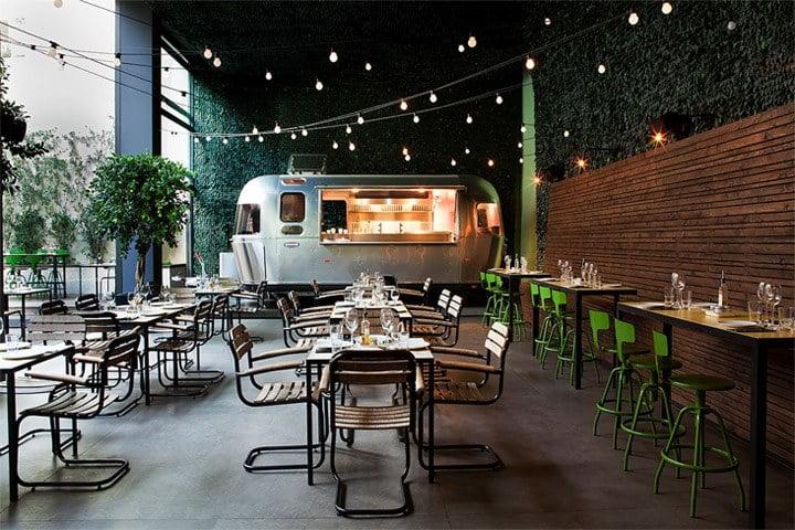 thiết kế quán cafe bình dân 1