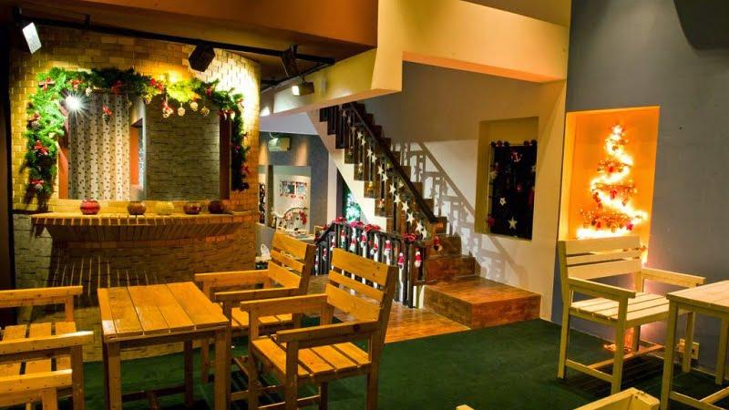 thiết kế quán cafe bình dân 7