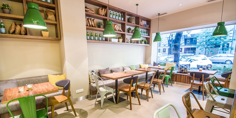 thiết kế quán cafe bình dân 9