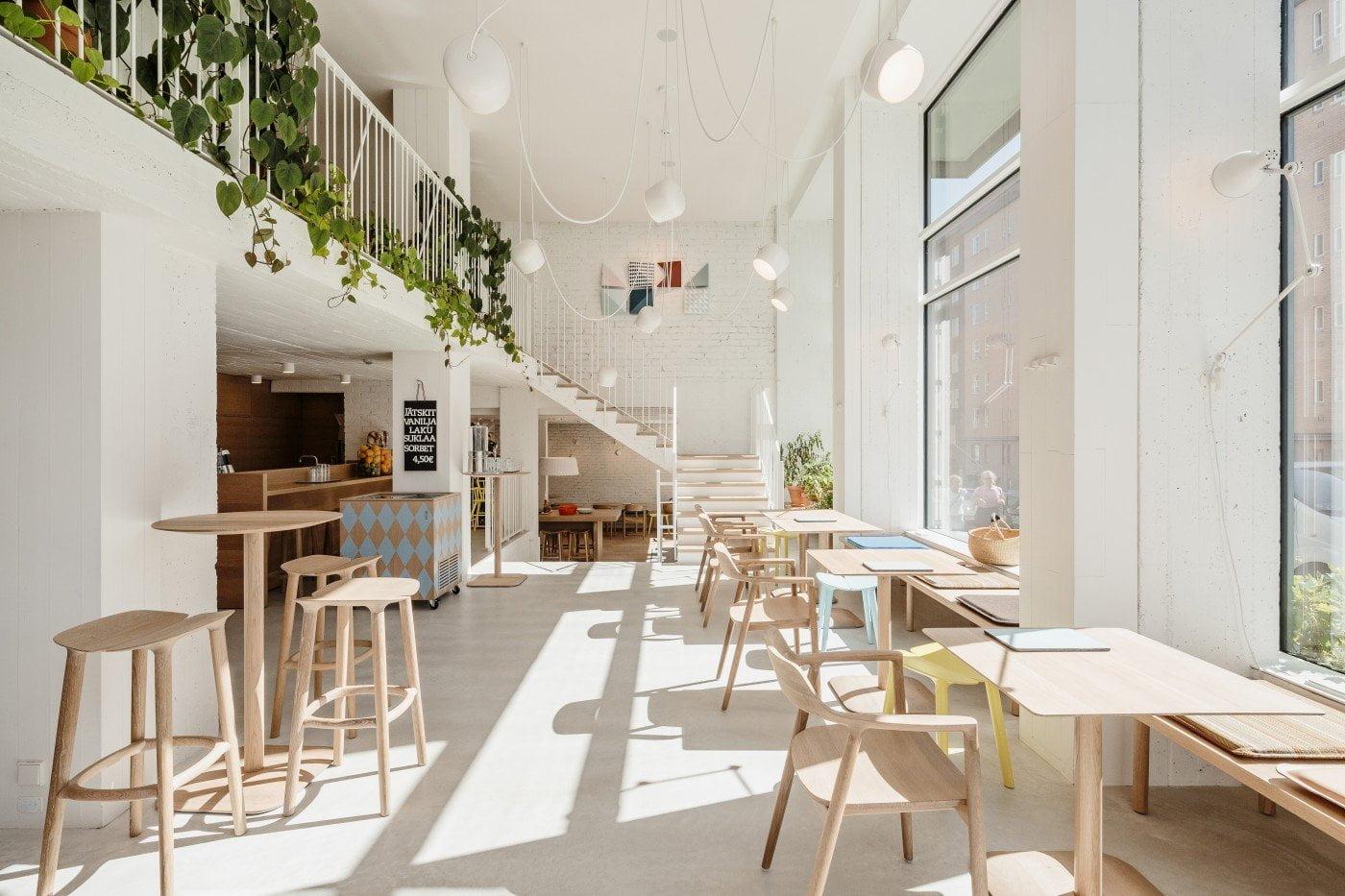 thiết kế quán cafe giá rẻ đẹp 5