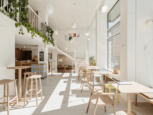 Mẹo thiết kế quán cafe giá rẻ nhưng vẫn thu hút khách