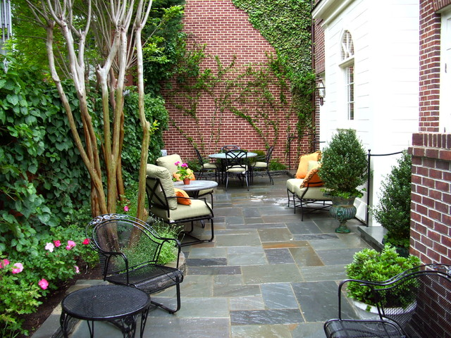 thiết kế quán cafe sân vườn diện tích nhỏ 9