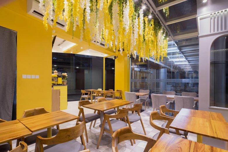 thiết kế thi công nội thất nhà hàng 11