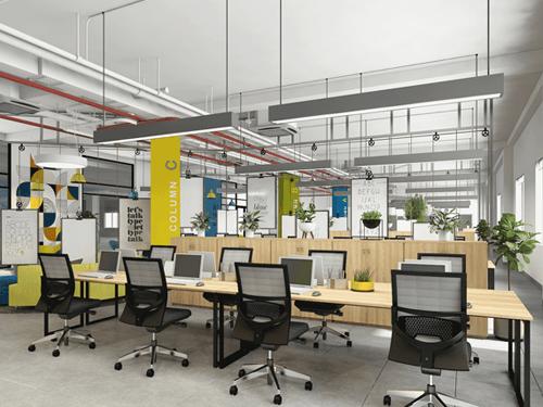 Tư vấn thiết kế thi công nội thất văn phòng đẹp uy tín tại tphcm