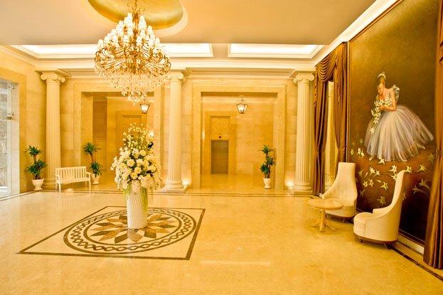 tiêu chuẩn thiết kế trung tâm tiệc cưới mà bạn nên biết 1