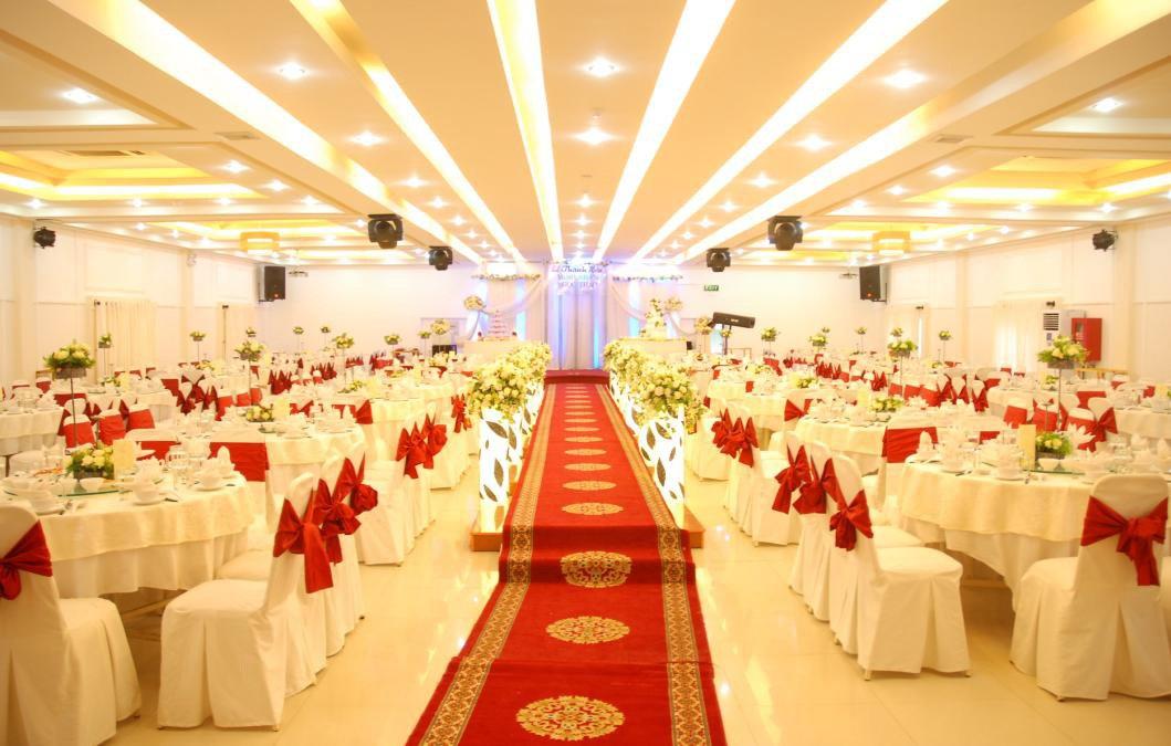 tiêu chuẩn thiết kế trung tâm tiệc cưới mà bạn nên biết 2