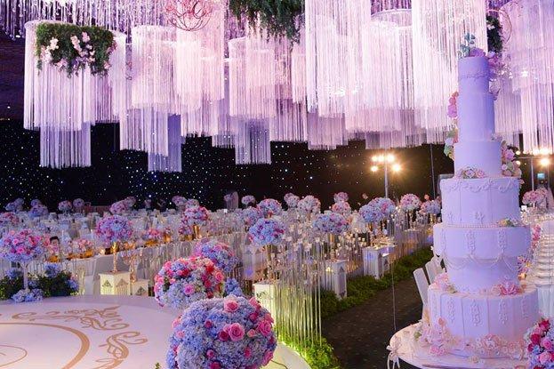 tiêu chuẩn thiết kế trung tâm tiệc cưới mà bạn nên biết 3