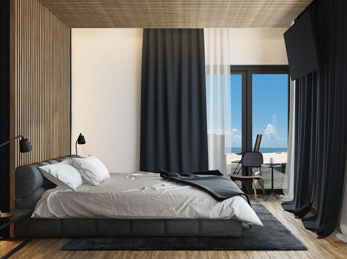 Top 5 mẫu phòng ngủ lí tưởng mặc dù diện tích không gian hạn chế