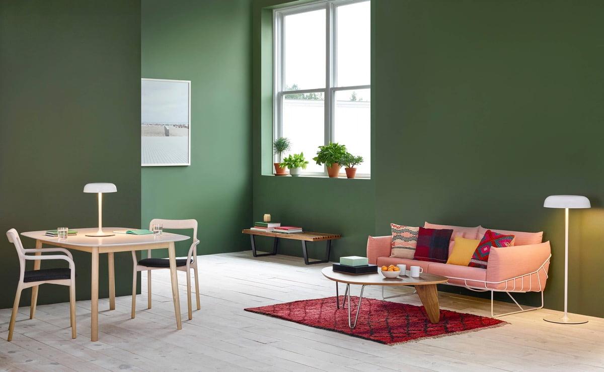 trang trí phòng khách đơn giản 3