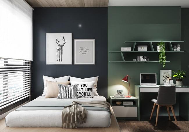 trang trí phòng ngủ đơn giản mà đẹp 10