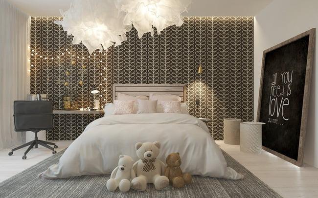 trang trí phòng ngủ đơn giản mà đẹp 11