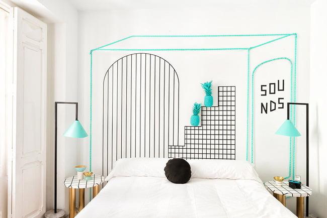 trang trí phòng ngủ đơn giản mà đẹp 2