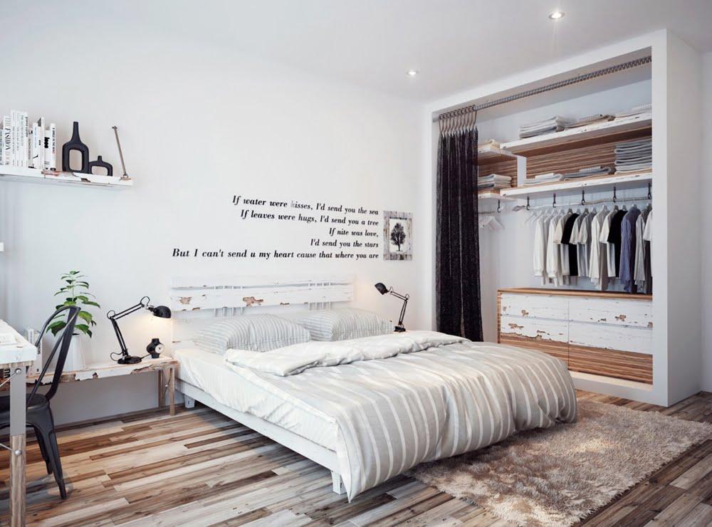 trang trí phòng ngủ đơn giản mà đẹp 20