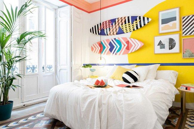 trang trí phòng ngủ đơn giản mà đẹp 4