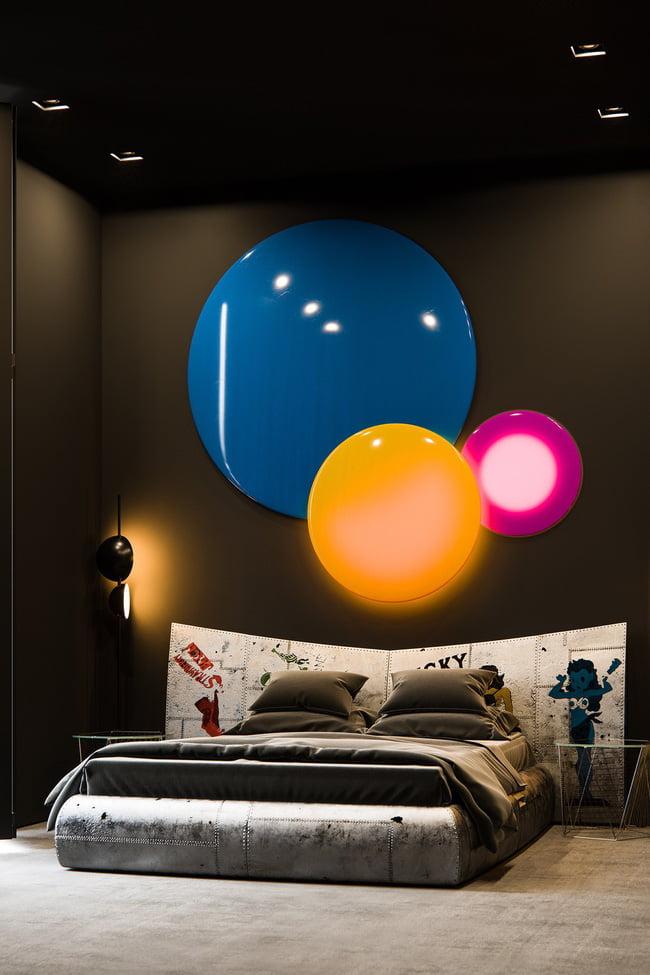 trang trí phòng ngủ đơn giản mà đẹp 5