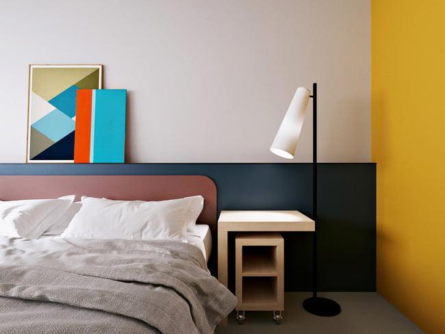 trang trí phòng ngủ đơn giản mà đẹp 7