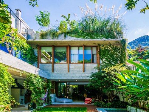 tư vấn thiết kế biệt thự vườn 2 tầng sang trọng