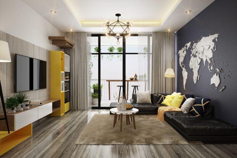 Tư vấn thiết kế nhà ở kết hợp văn phòng cho thuê với chi phí hợp lý 10