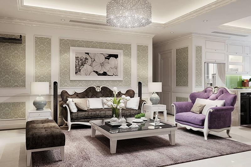 tư vấn thiết kế nội thất căn hộ chung cư 2