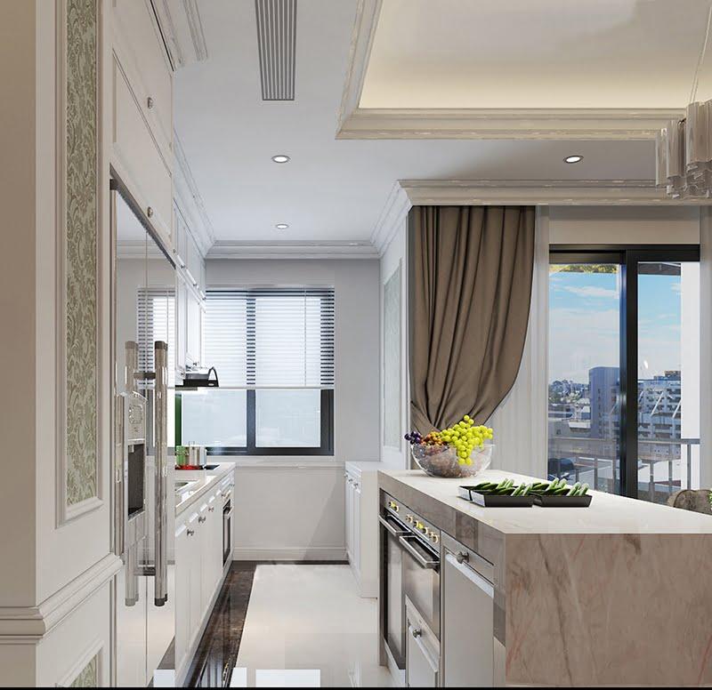 tư vấn thiết kế nội thất căn hộ chung cư 3