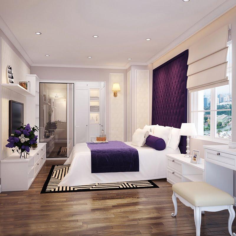 tư vấn thiết kế nội thất căn hộ chung cư 4
