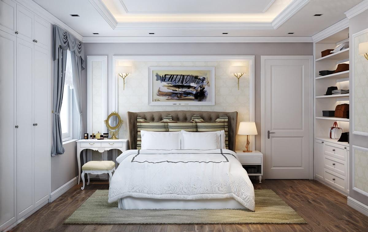 tư vấn thiết kế nội thất căn hộ chung cư 5