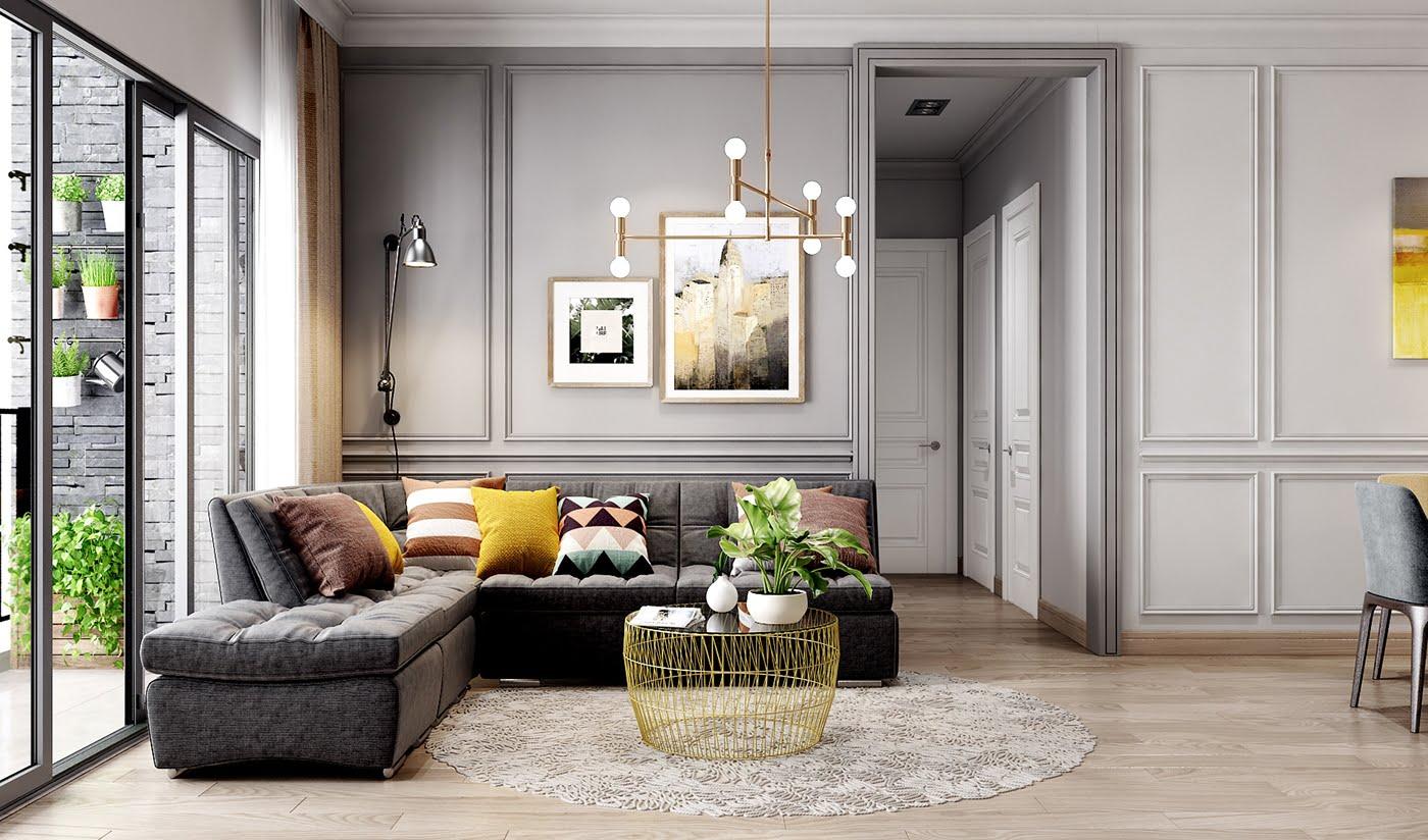 tư vấn thiết kế nội thất chung cư 3