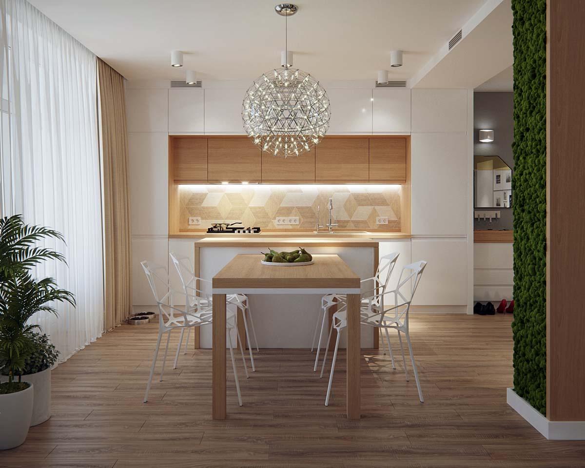 tư vấn thiết kế nội thất chung cư 70m2 đẹp 04
