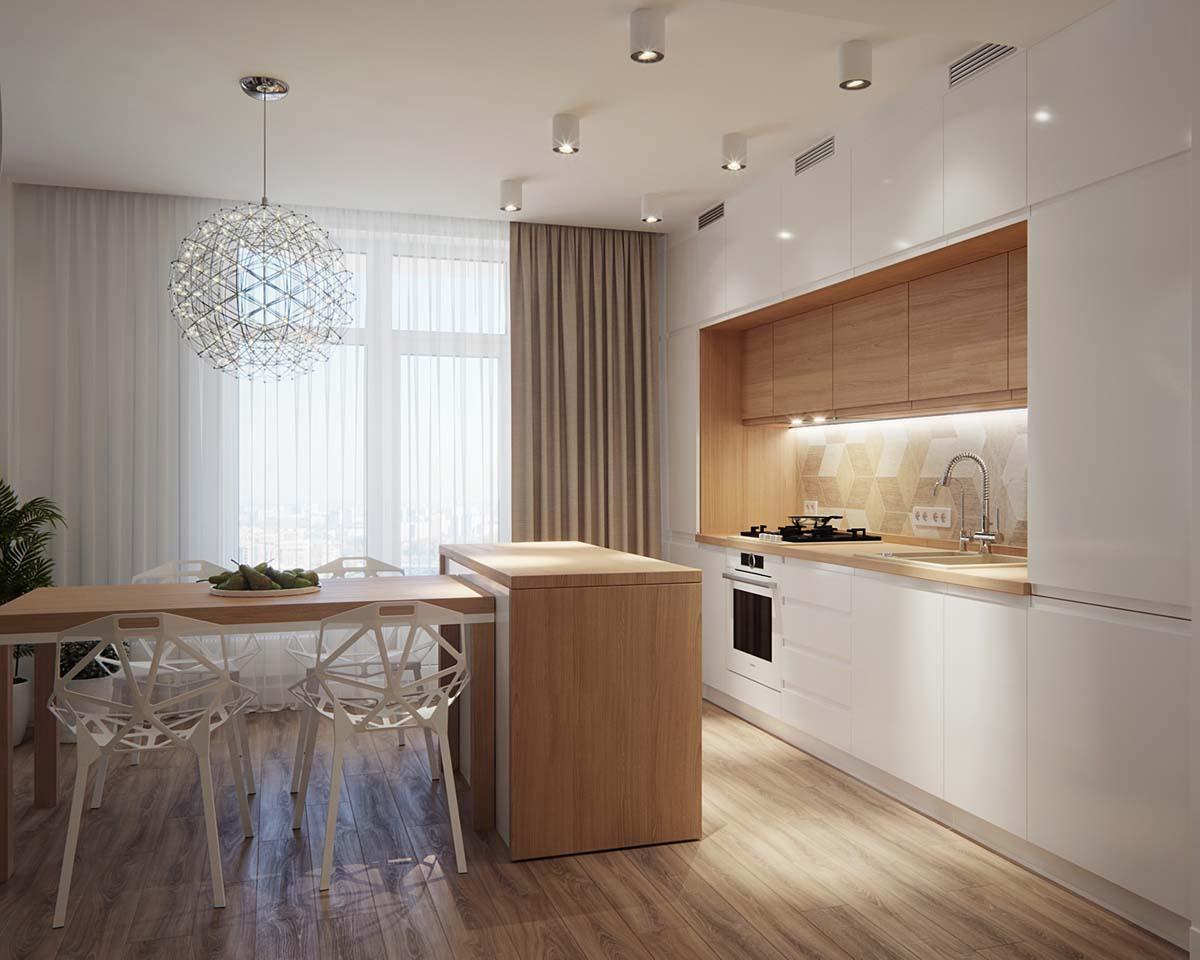 tư vấn thiết kế nội thất chung cư 70m2 đẹp 05