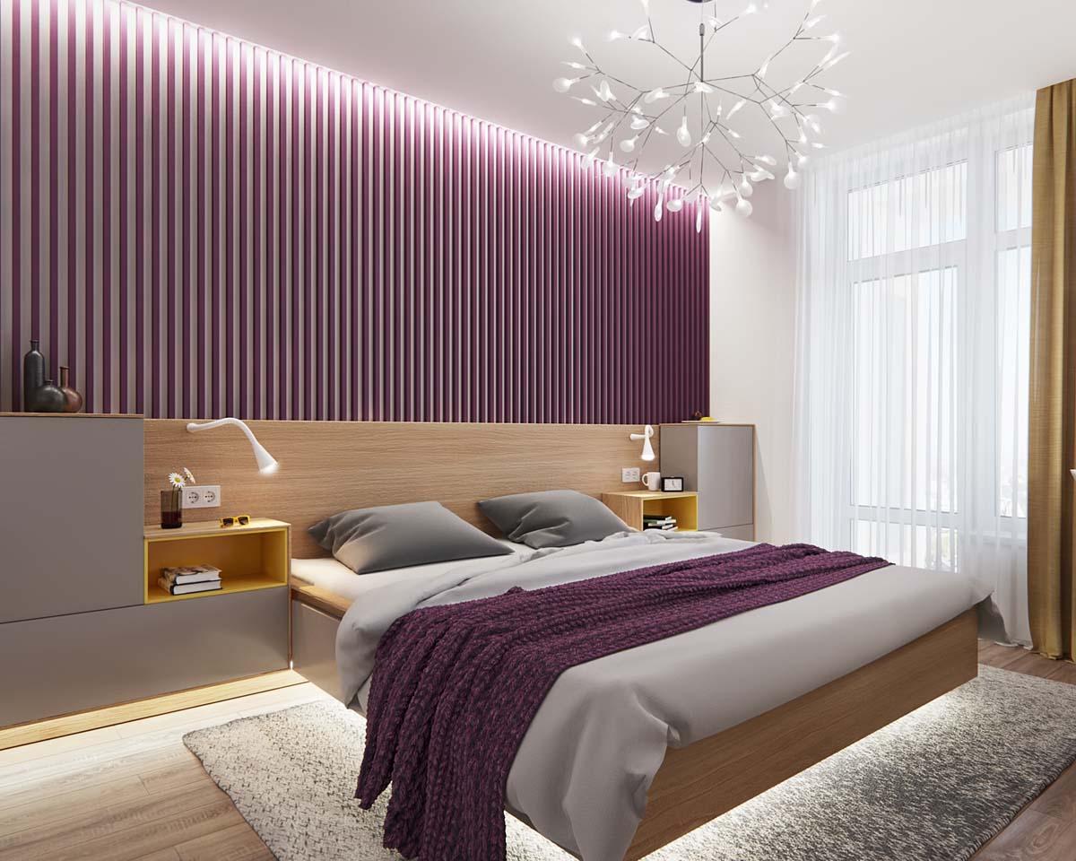 tư vấn thiết kế nội thất chung cư 70m2 đẹp 06