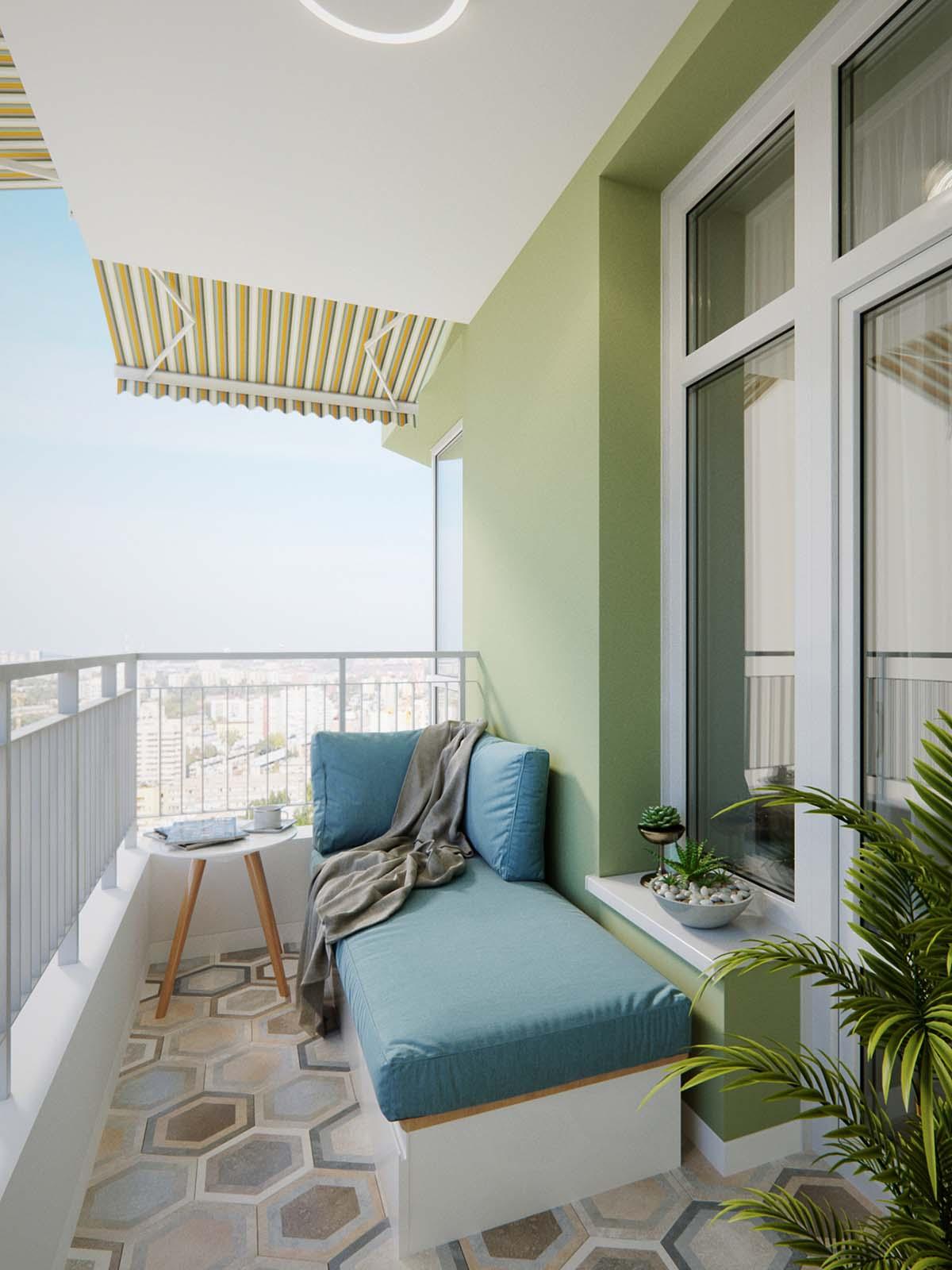 tư vấn thiết kế nội thất chung cư 70m2 đẹp 07