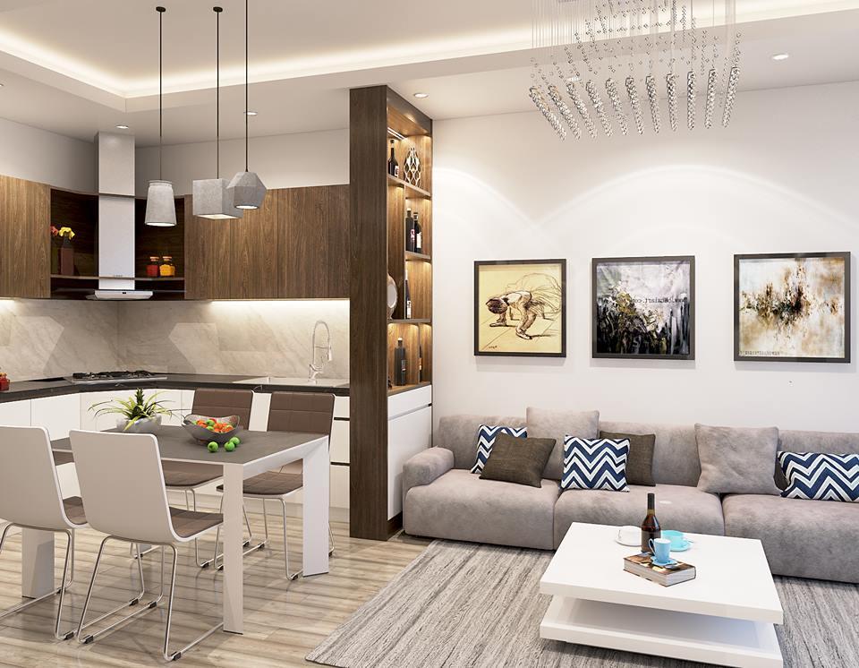 thiết kế nhà 2 tầng giá 400 triệu 12