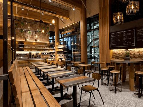 10 Ý tưởng thiết kế quán cafe dành cho người bất đầu kinh doanh