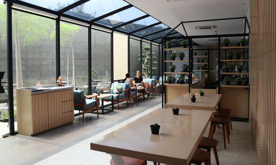 ý tưởng thiết kế quán cafe 14