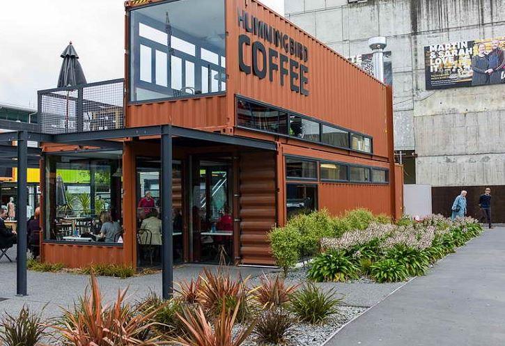 ý tưởng thiết kế quán cafe 15