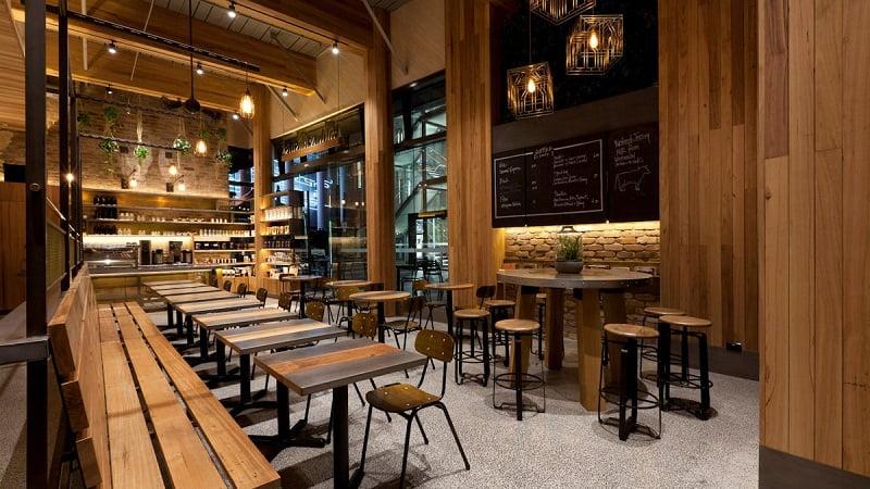 ý tưởng thiết kế quán cafe 20