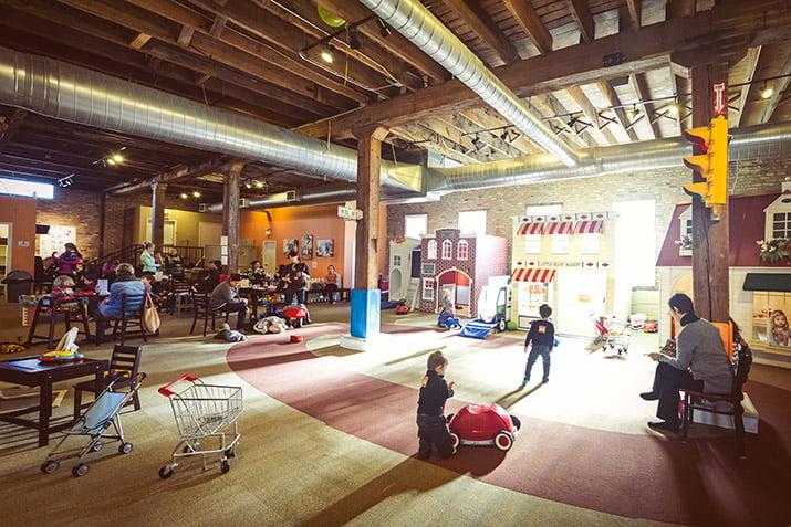ý tưởng thiết kế quán cafe 3